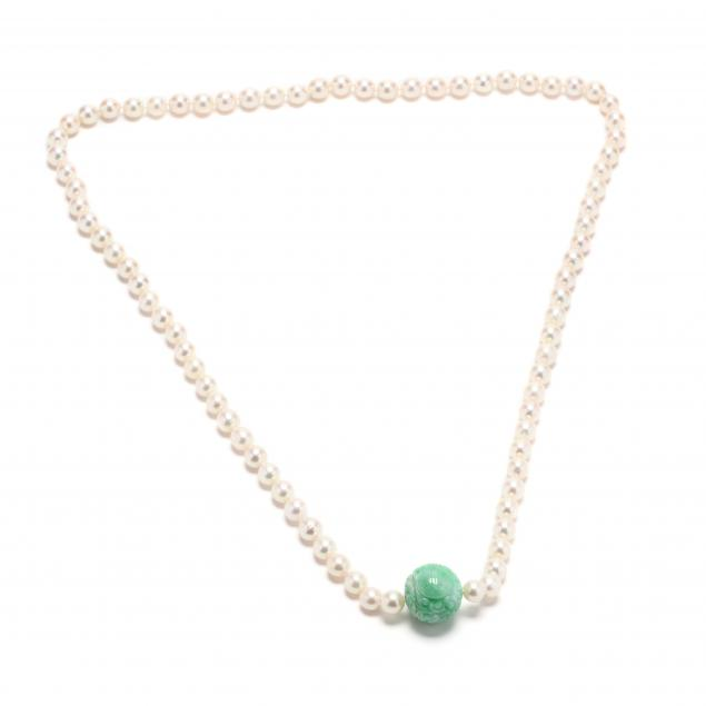 pearl-and-jadeite-necklace