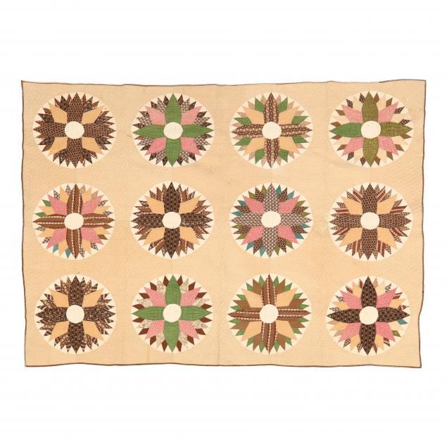 antique-hand-applique-quilt