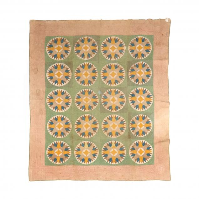 antique-chips-and-whetstones-applique-quilt
