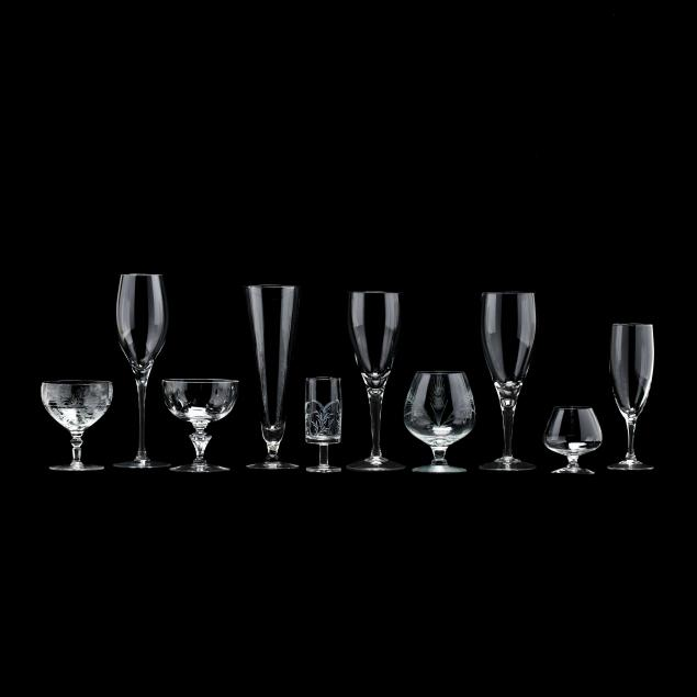 40-assorted-glass-stems