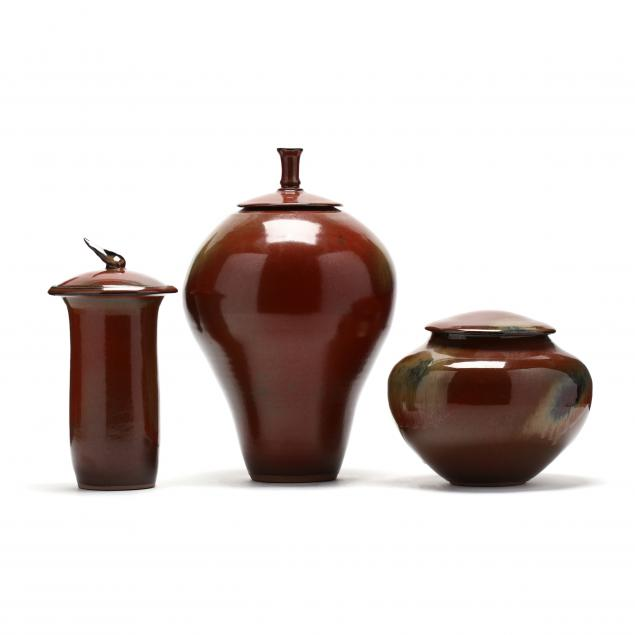 sc-pottery-dale-duncan-three-works