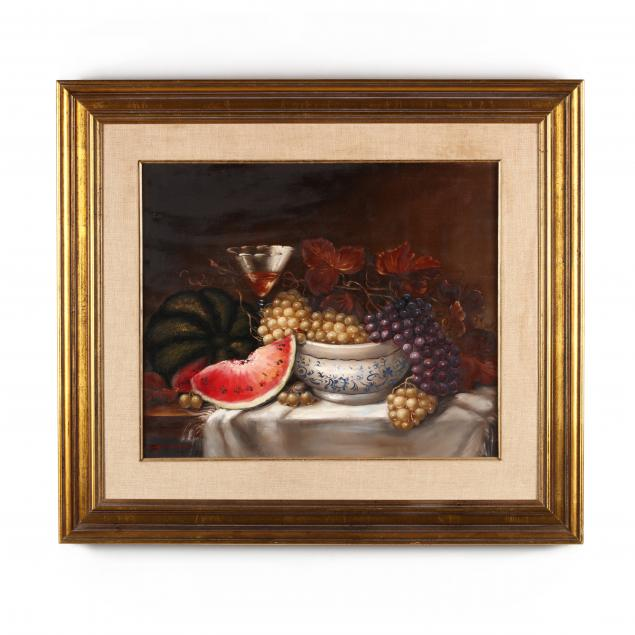 italian-school-20th-century-still-life-with-watermelon