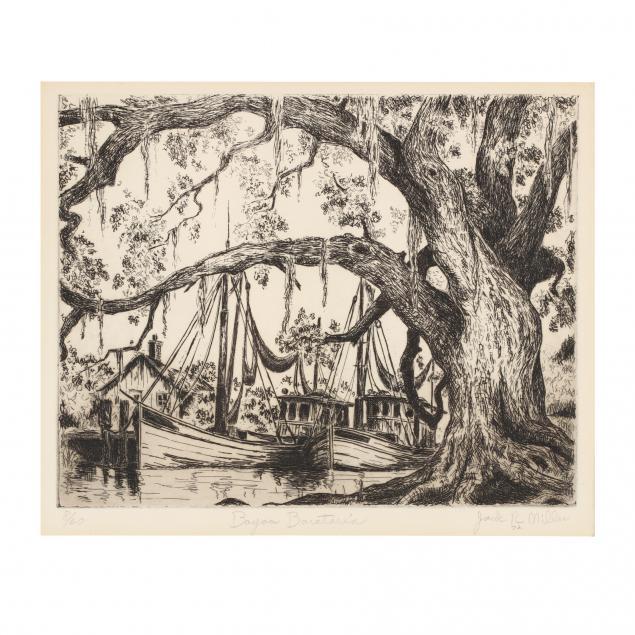 jack-r-miller-la-1924-2014-i-bayou-bataria-i