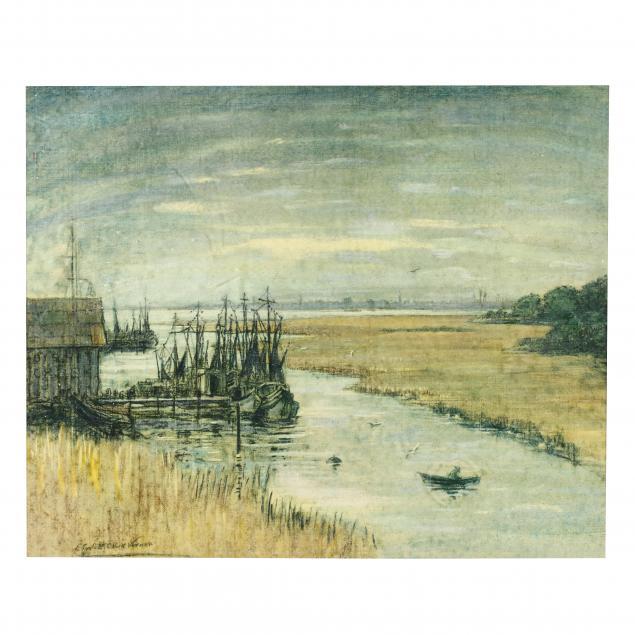 after-elizabeth-o-neill-verner-sc-1883-1979-marsh-landscape-with-boat