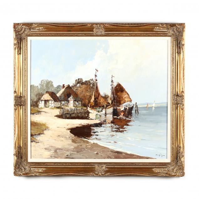 erich-paulsen-german-b-1932-i-harbor-i