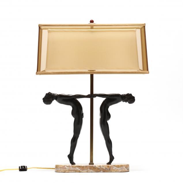 theodore-alexander-art-deco-style-bronze-table-lamp