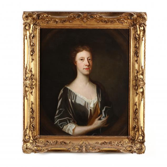 an-18th-century-english-school-portrait-of-a-woman