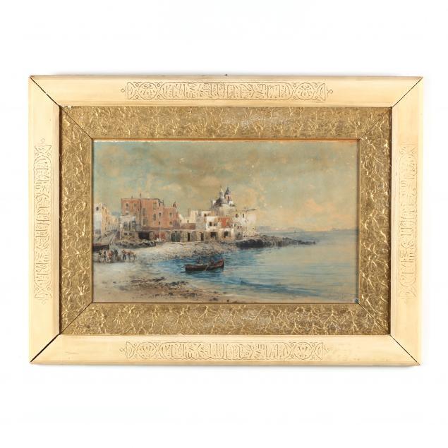 italian-school-circa-1900-i-marina-di-torre-del-greco-i
