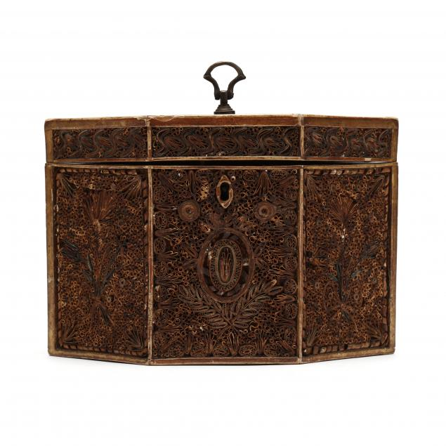 antique-english-paper-scroll-tea-caddy