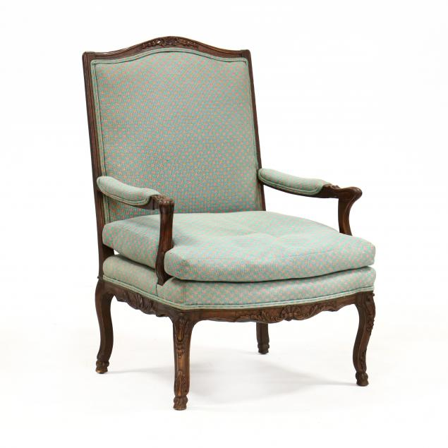 louis-xv-style-carved-fruitwood-fauteuil