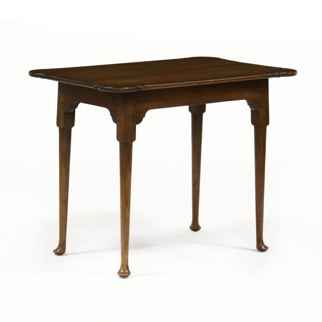 kittinger-queen-anne-style-walnut-tea-table