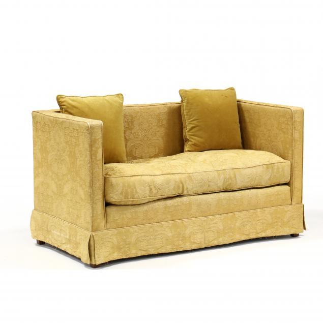 ellis-squires-vintage-upholstered-settee