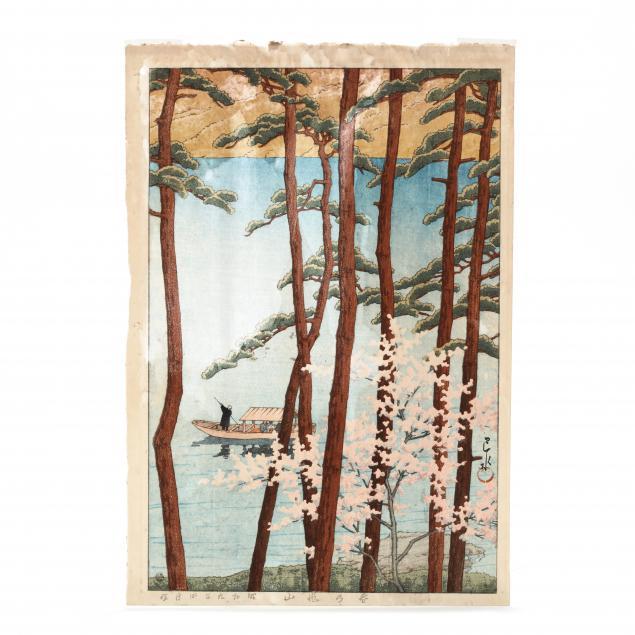 hasui-kawase-japanese-1883-1957-i-spring-in-arashiyama-i