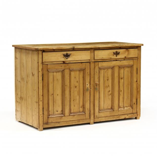 antique-continental-pine-server