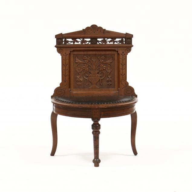 victorian-carved-walnut-side-chair