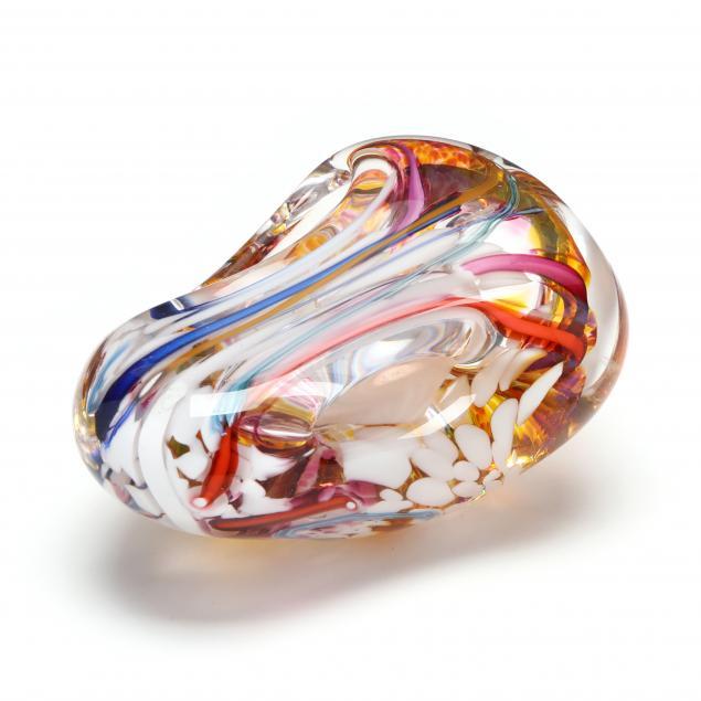 homer-james-yarrito-art-glass-sculpture