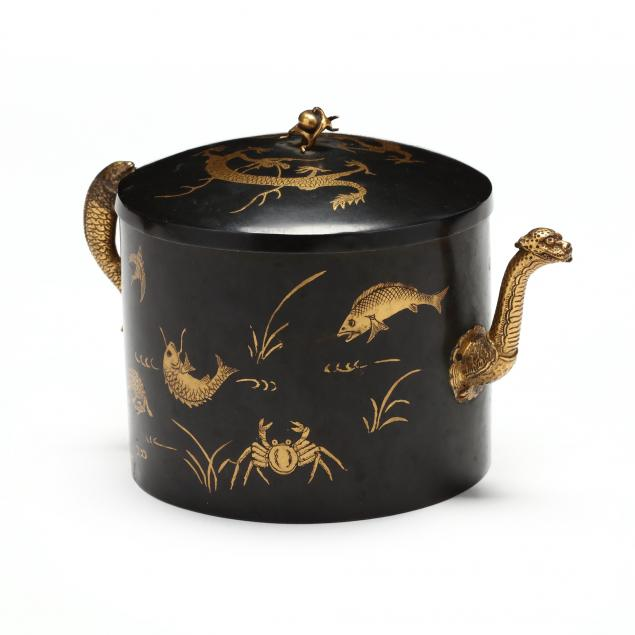 a-chinese-gold-inlaid-teapot