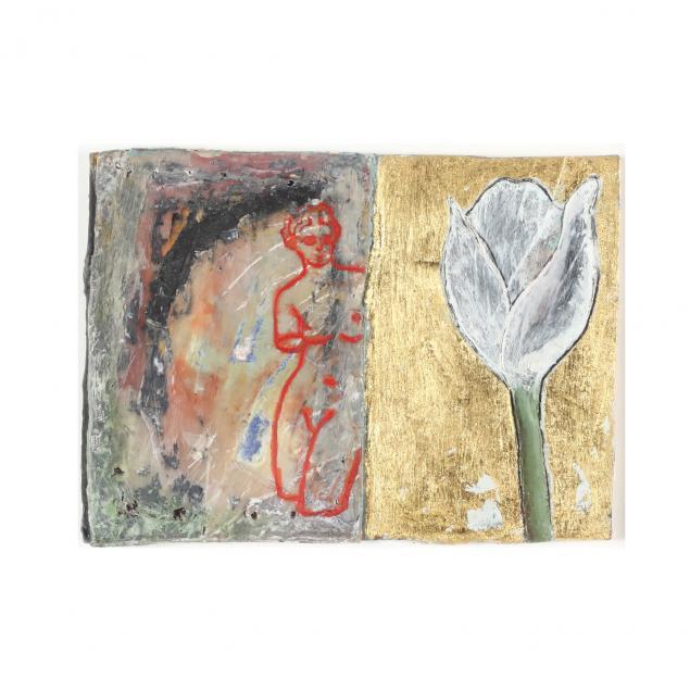contemporary-mixed-media-work-of-venus-tulip