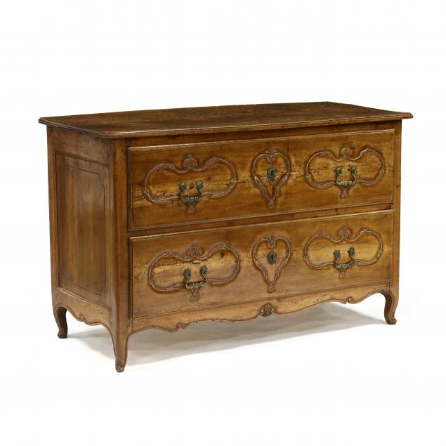 louis-xv-carved-fruitwood-commode