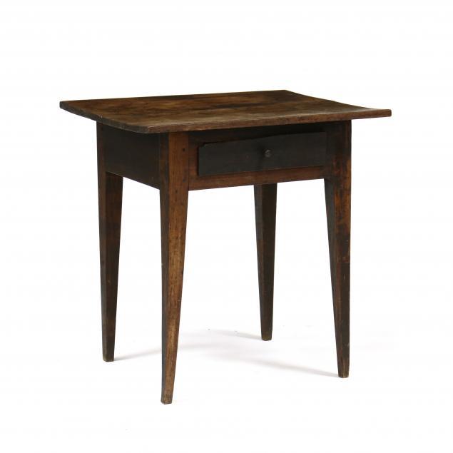 southern-hepplewhite-walnut-one-drawer-work-table