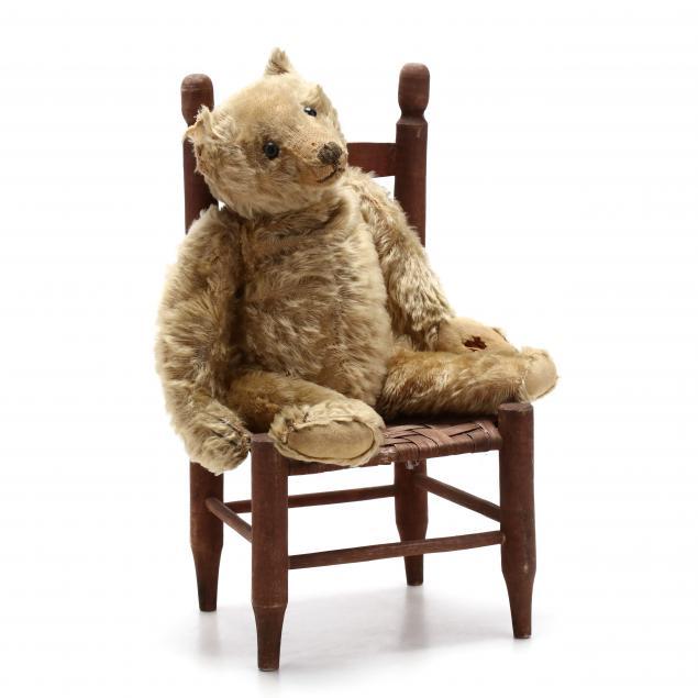 early-20th-century-steiff-teddy-bear