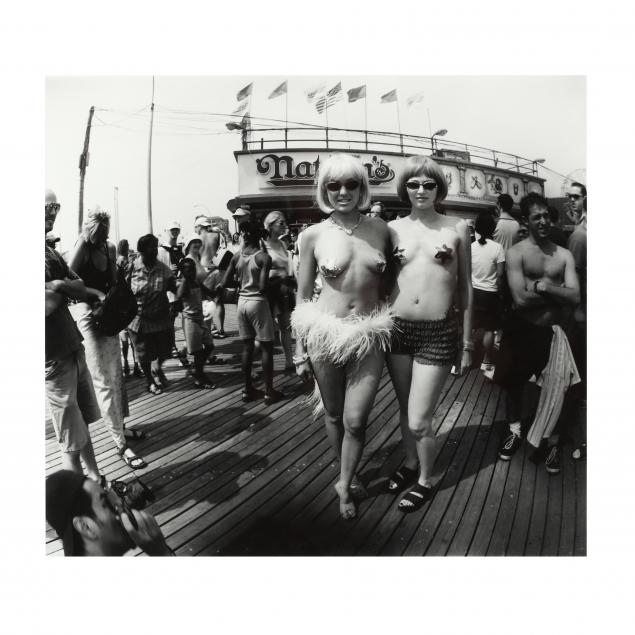 thomas-daniel-b-1948-i-mermaids-mermaid-festival-coney-island-ny-i