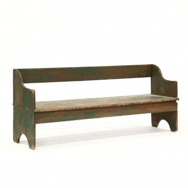 new-england-painted-bench