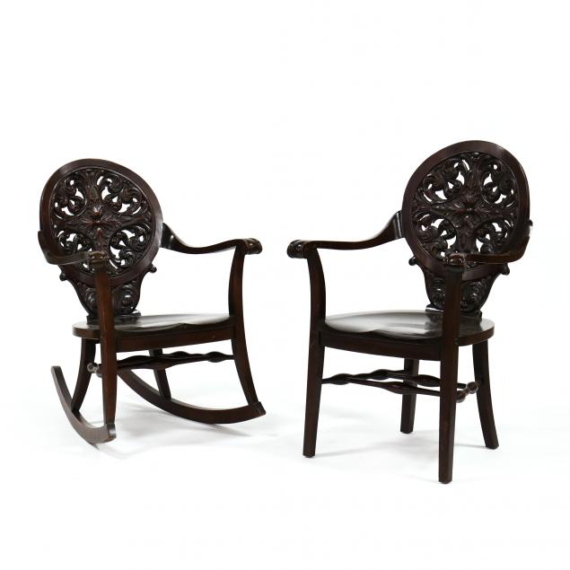 two-colonial-revival-mahogany-armchairs