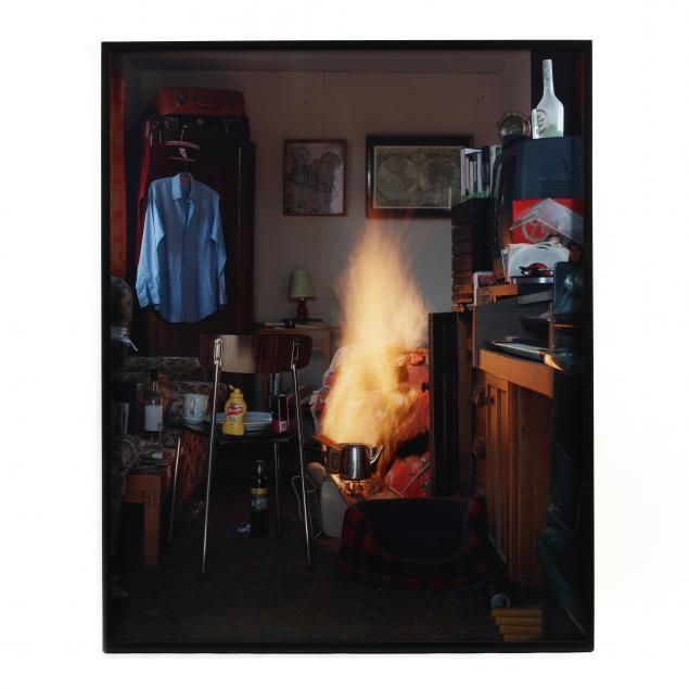 sarah-pickering-b-1972-i-makeshift-cooking-i