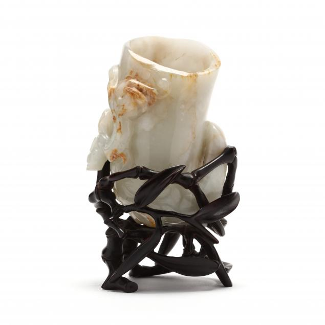 a-chinese-jade-rhyton-cup-with-stand