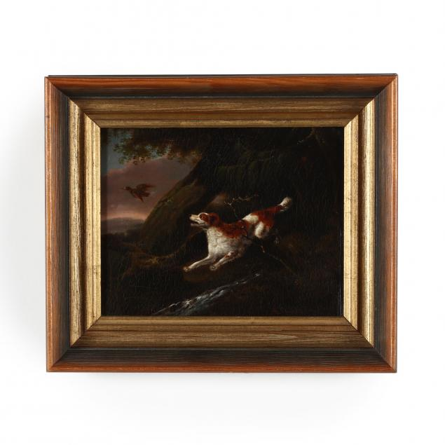 after-philip-reinagle-british-1749-1815-a-spaniel-chasing-a-woodcock
