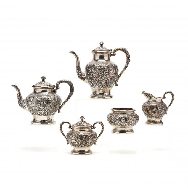 s-kirk-son-repousse-sterling-silver-tea-coffee-set