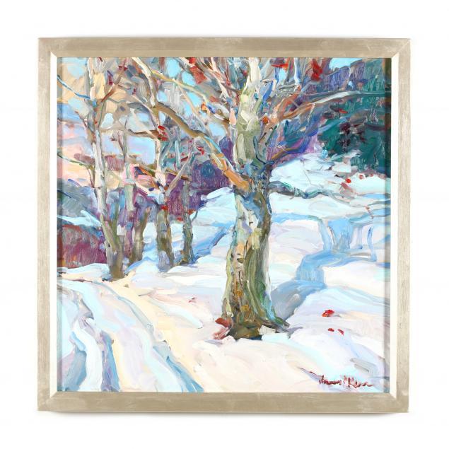 james-p-kerr-nc-fl-b-1953-i-the-old-locust-tree-i