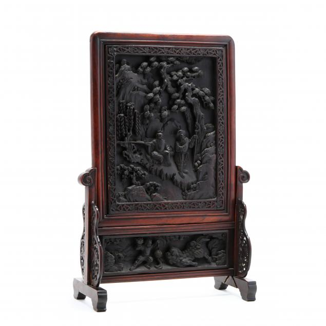 a-chinese-carved-hardwood-scholar-s-screen