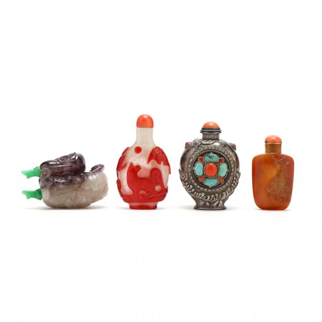 a-group-of-four-snuff-bottles