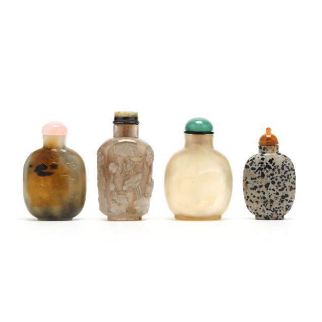 a-group-of-four-chinese-snuff-bottles