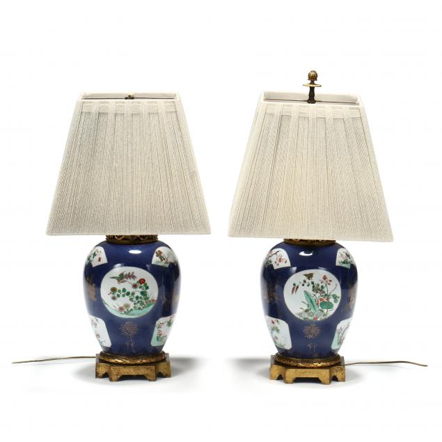 a-pair-of-chinese-powder-blue-vase-lamps-with-ormolu-gilt-bronze-mounts