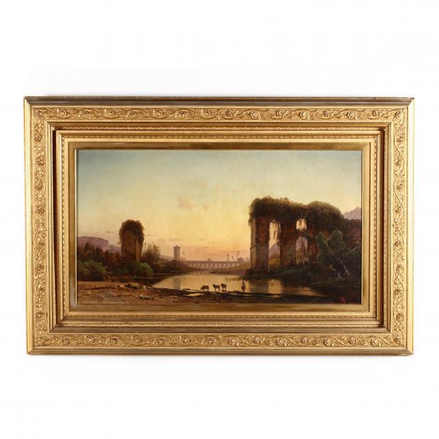 dwight-benton-ny-1834-1903-roman-aqueduct