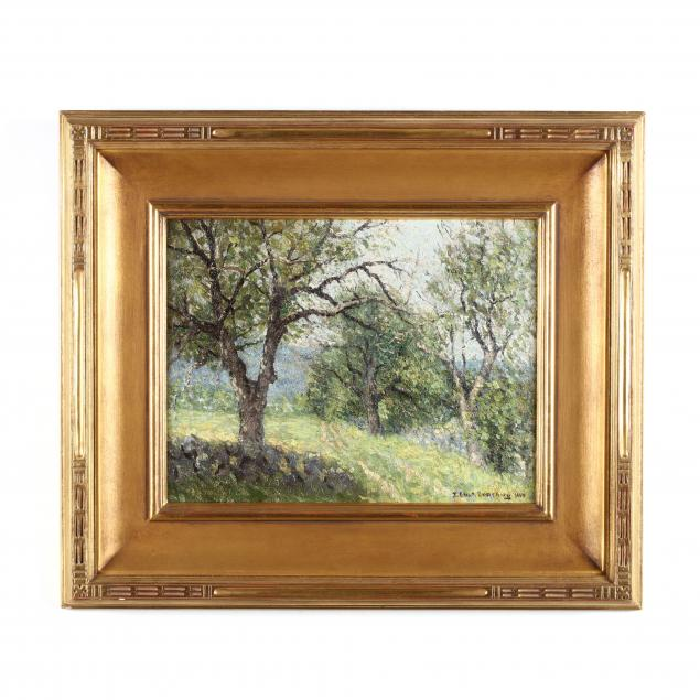 joseph-enneking-ma-1881-1942-i-the-old-apple-orchard-i