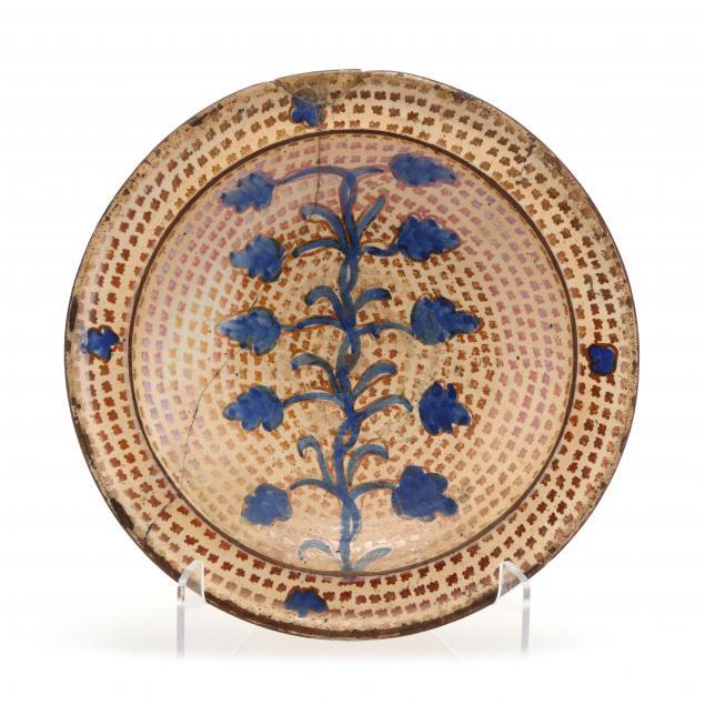 hispano-moresque-earthenware-dish