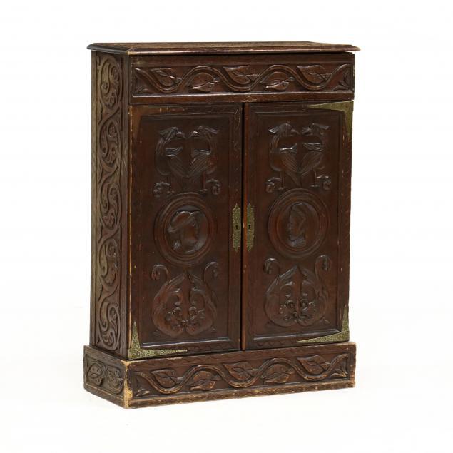 dutch-carved-diminutive-cabinet