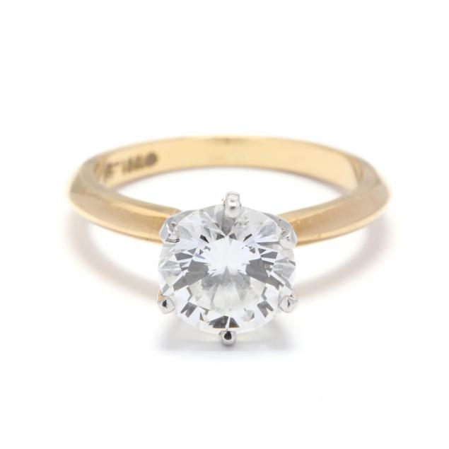platinum-and-18kt-gold-diamond-solitaire-ring