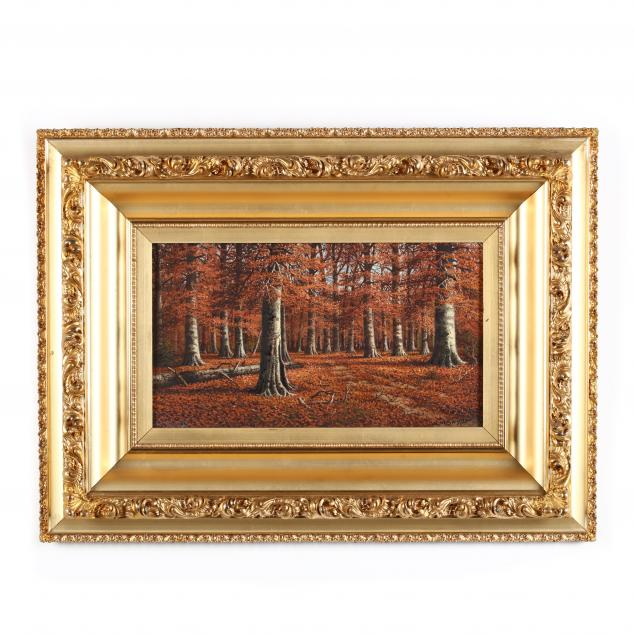 william-mckendree-snyder-in-1848-1930-beech-trees