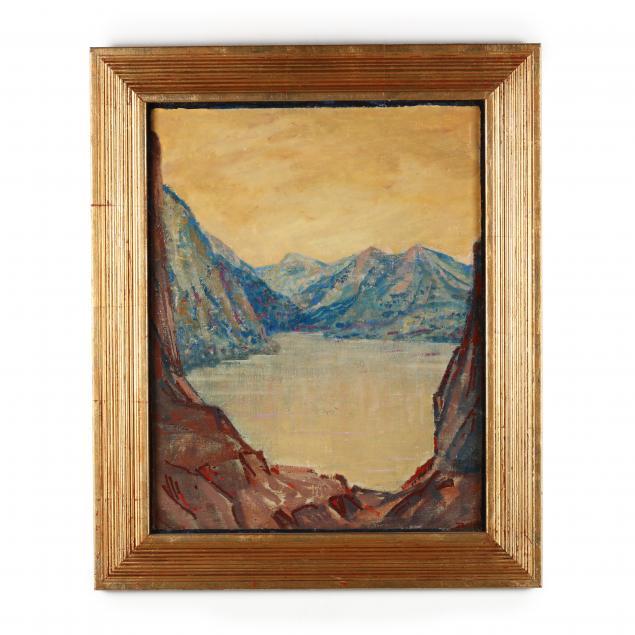 augustus-tack-ny-ma-1870-1949-i-enchanted-lake-i
