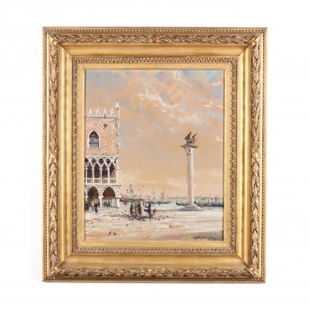 louis-aston-knight-american-1873-1948-i-the-lion-of-st-mark-venice-i