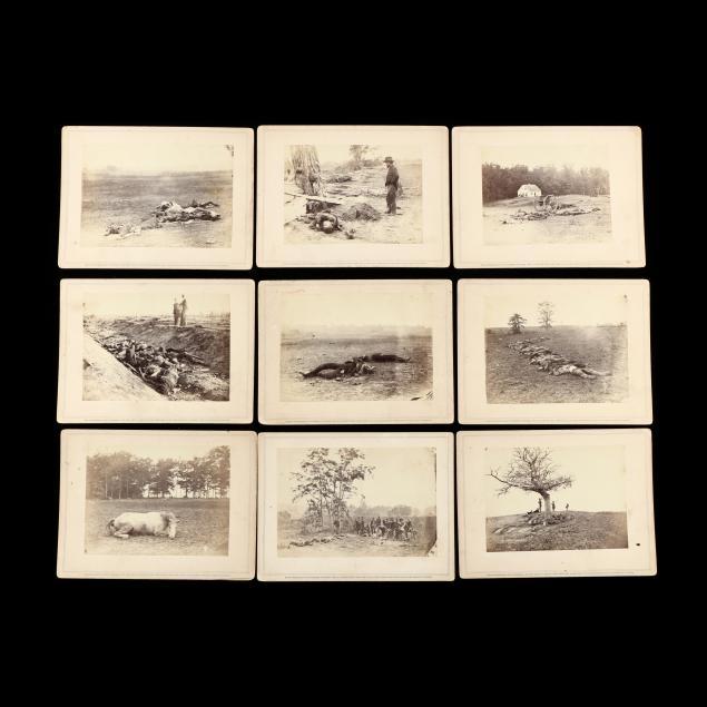 nine-brady-s-album-gallery-civil-war-photographs-of-antietam-dead