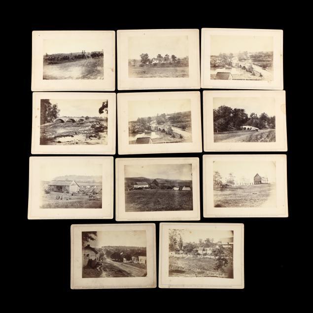 eleven-brady-s-album-gallery-civil-war-photographs-of-sharpsburg-and-vicinity