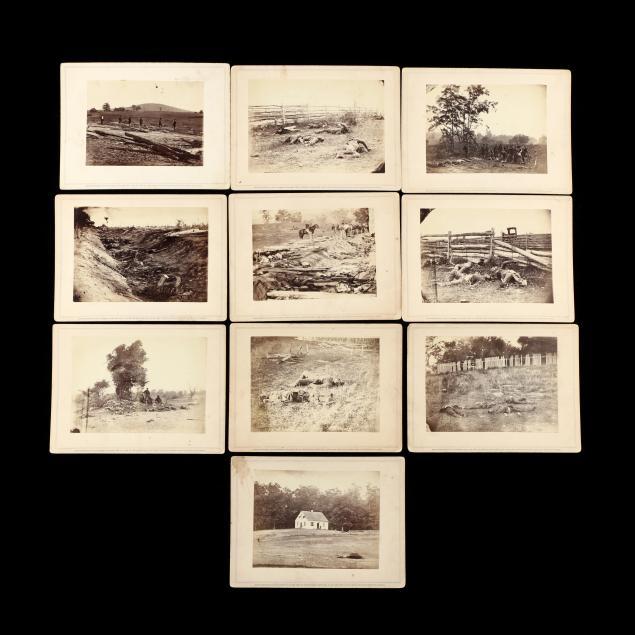 ten-brady-s-album-gallery-civil-war-photographs-of-antietam-battlefield-dead