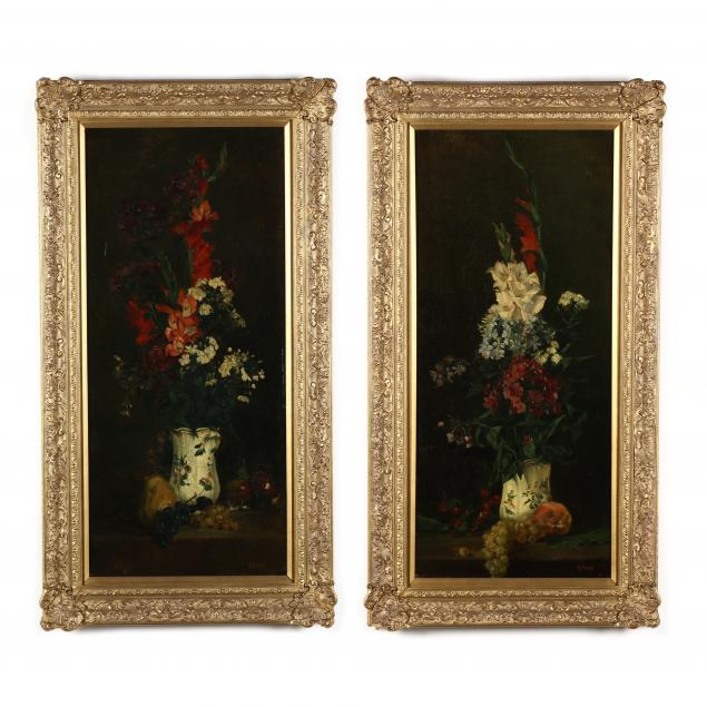 george-henry-hall-ny-nh-1825-1913-a-pair-of-floral-still-lifes