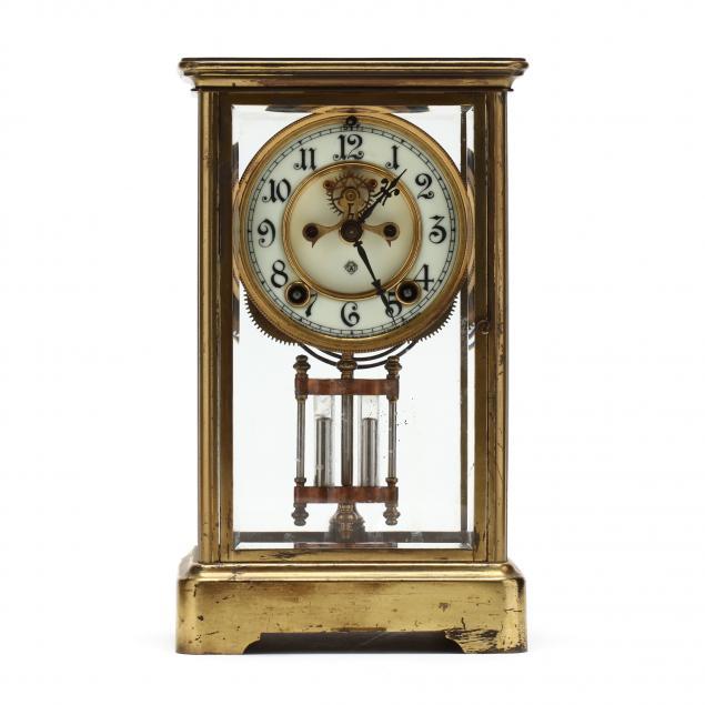 ansonia-brass-bracket-clock